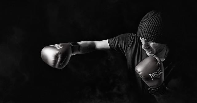 Boxning är bra självförsvar